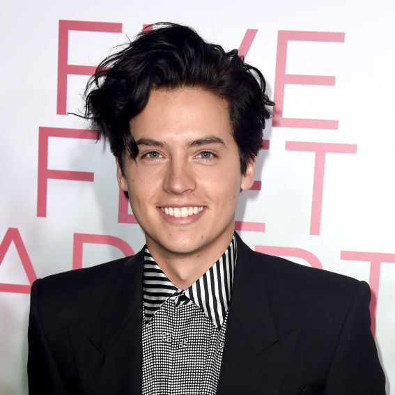 How To Style Your Hair Like 'Five Feet Apart' Star Cole