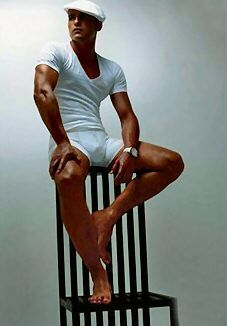 Stephane Rideau :: | Doin\' their thang. | Pinterest | Men models