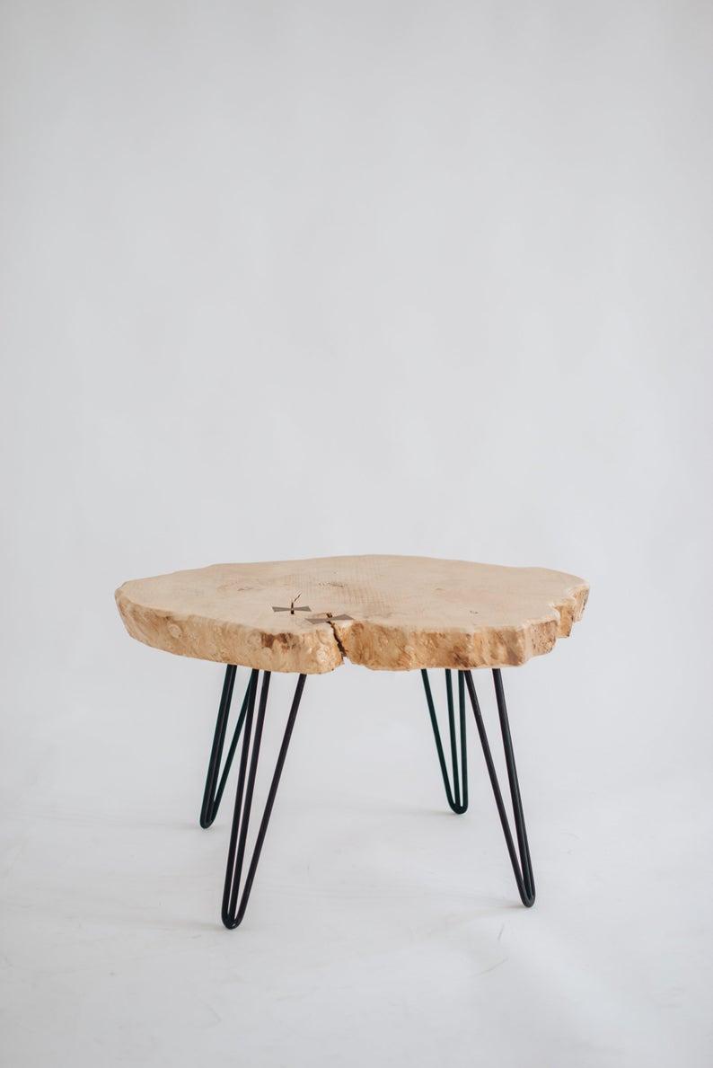 Modern Coffee Table Elm Coffee Table Live Edge Table Etsy Modern Coffee Tables Modern Wood Coffee Table Elm Coffee Table [ 1189 x 794 Pixel ]
