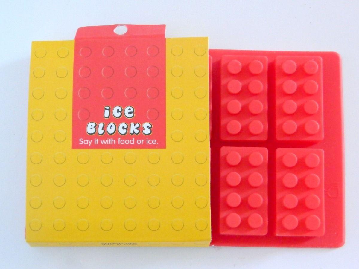 Forma de gelo tipo Lego em http://www.katanapresentes.com.br/4dcc4/forma-de-gelo-tipo-lego