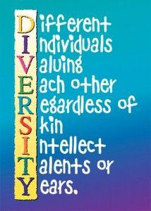 Diversity Quotes Diversity quote #5 | church programs | Diversity, Diversity poster  Diversity Quotes