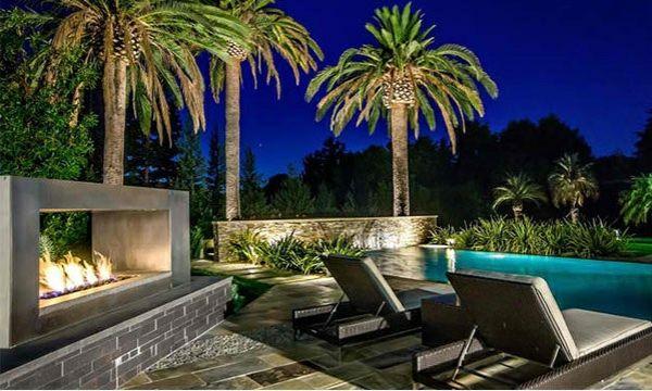 Relax Liegestuhl im Poolbereich \u2013 15 Ideen für moderne Lounge Möbel