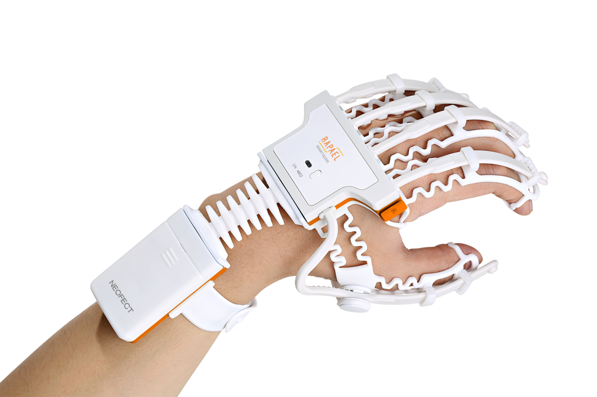 Hand physical therapy equipment - This Smart Glove Speeds Rehabilitation Of Stroke Patients Hand Therapyphysical