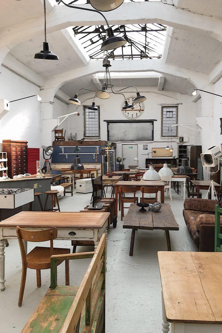 Möbel mit Geschichte die schönsten Vintage Läden in Köln