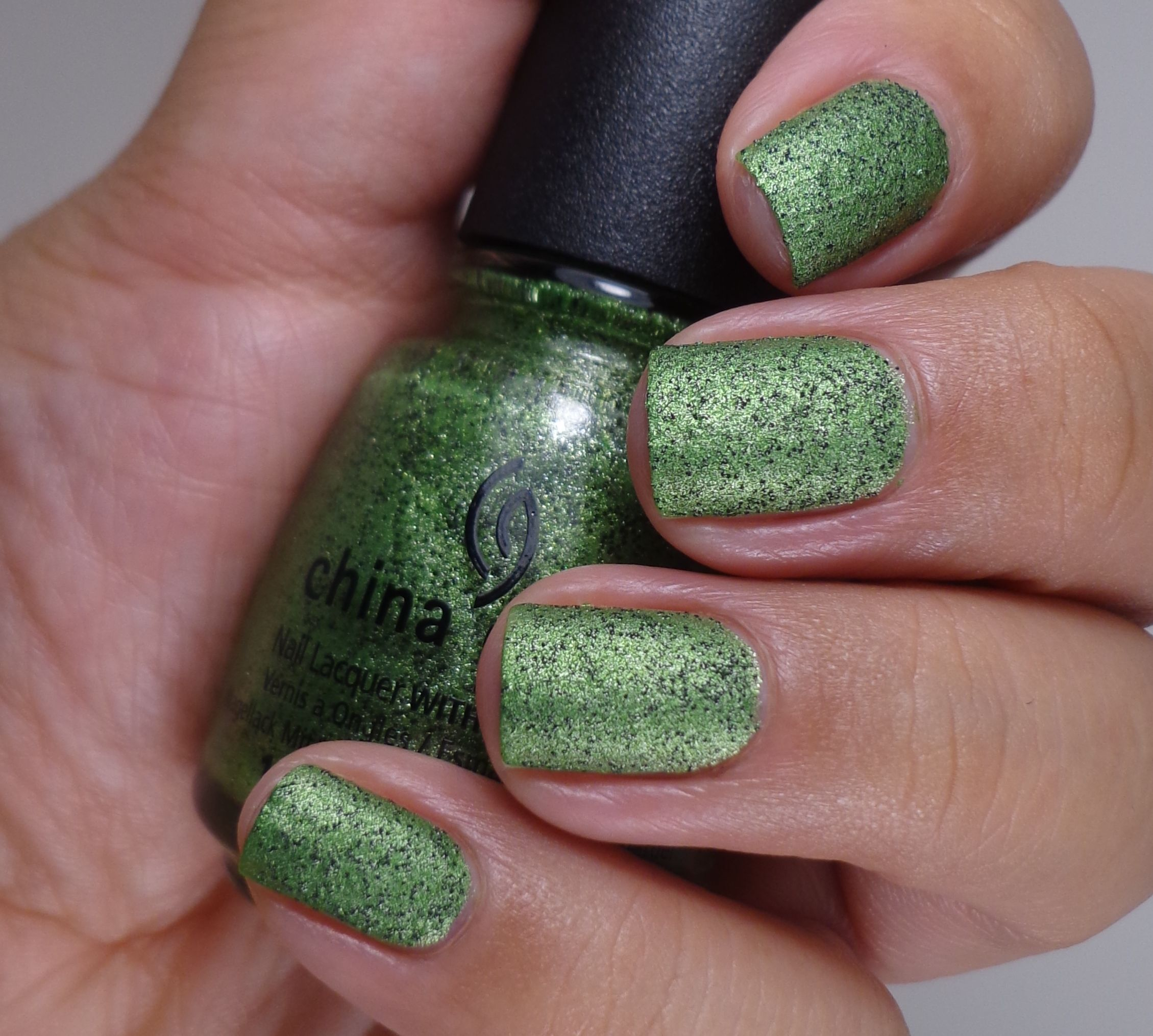China glaze but of corpse 1 nail polish wants pinterest china glaze but of corpse green textured nail polish from the china glaze apocalypse of color collection halloween 2014 nvjuhfo Gallery