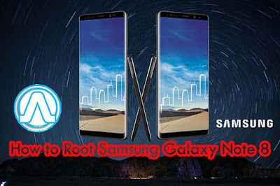 How to Root Samsung Galaxy Note 8 | Andro Root-My Hardwork | Samsung