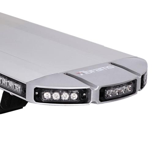 Replacement Lightbar Round Endcap Abrams Mfg Bar Lighting Construction Vehicles Led Light Bars