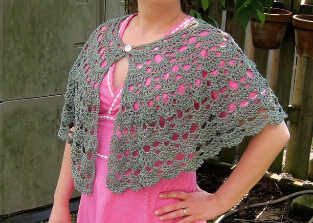 CAPELET CROCHET PATTERNS | FREE PATTERNS
