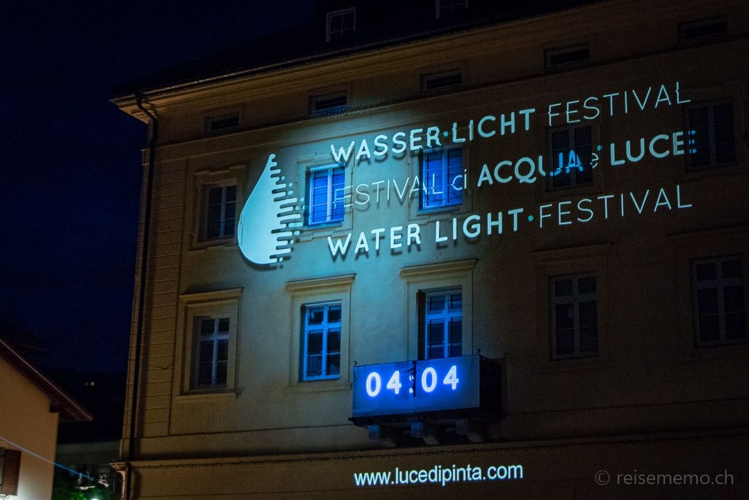 Wasser Licht Festival Brixen 2018 Broadway shows, Neon signs