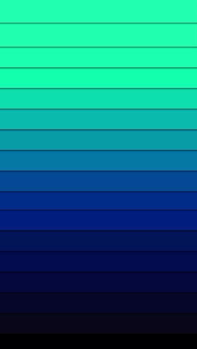 Degradado Azul Y Verde Wallpaper Iphone Iphone Fondos De