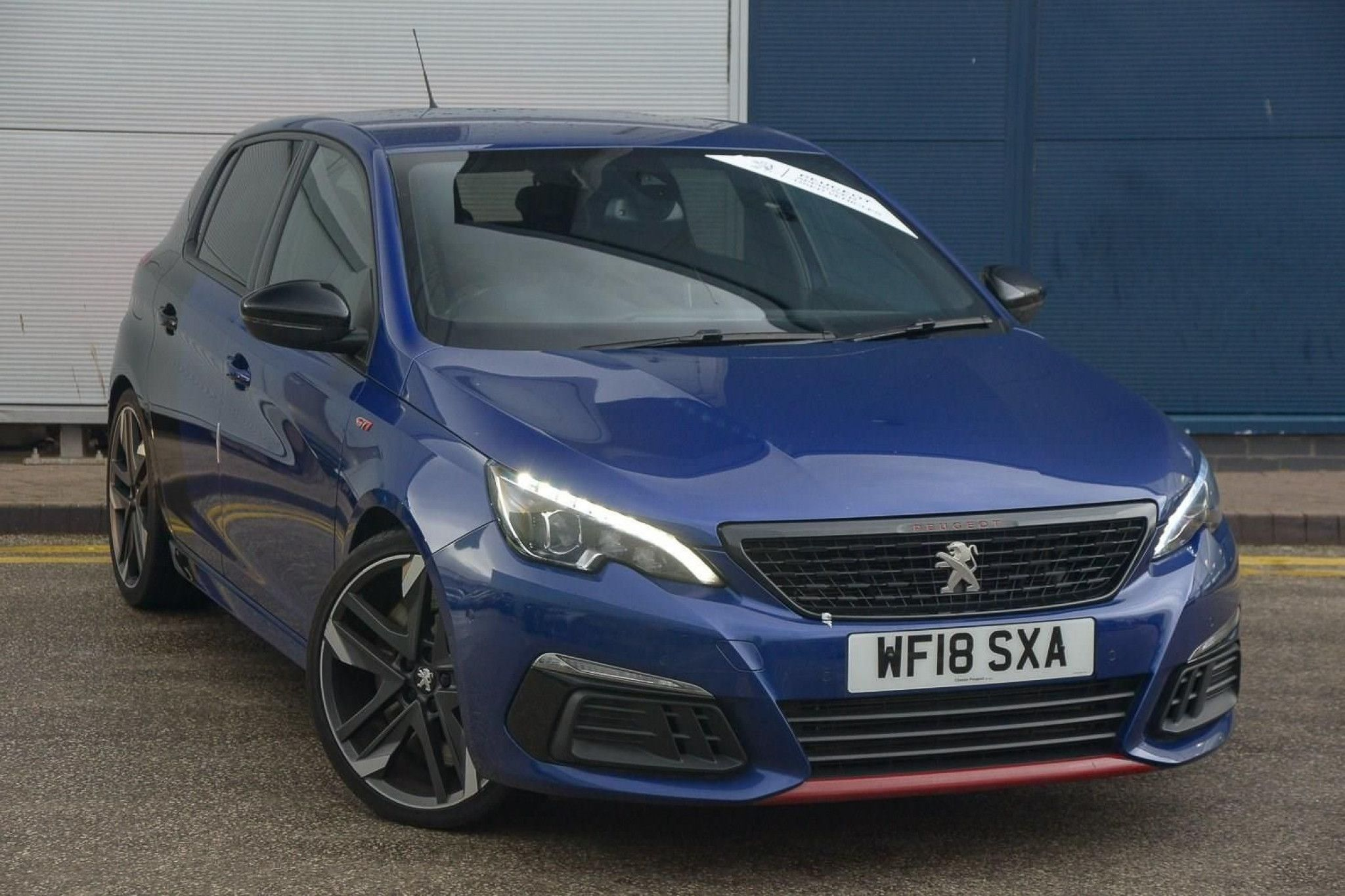 Peugeot 308 1 6 Thp 270 Gti 5dr Peugeot Car Vehicles
