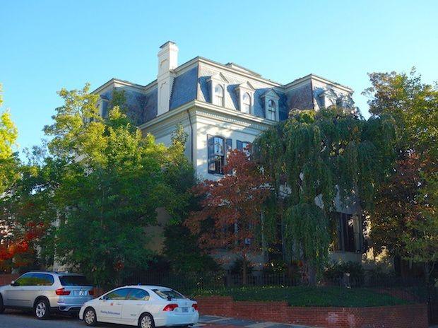 EXCLUSIVA: El multimillonario hombre de negocios argentino Bulgheroni,Compra una Mansion en Georgetown