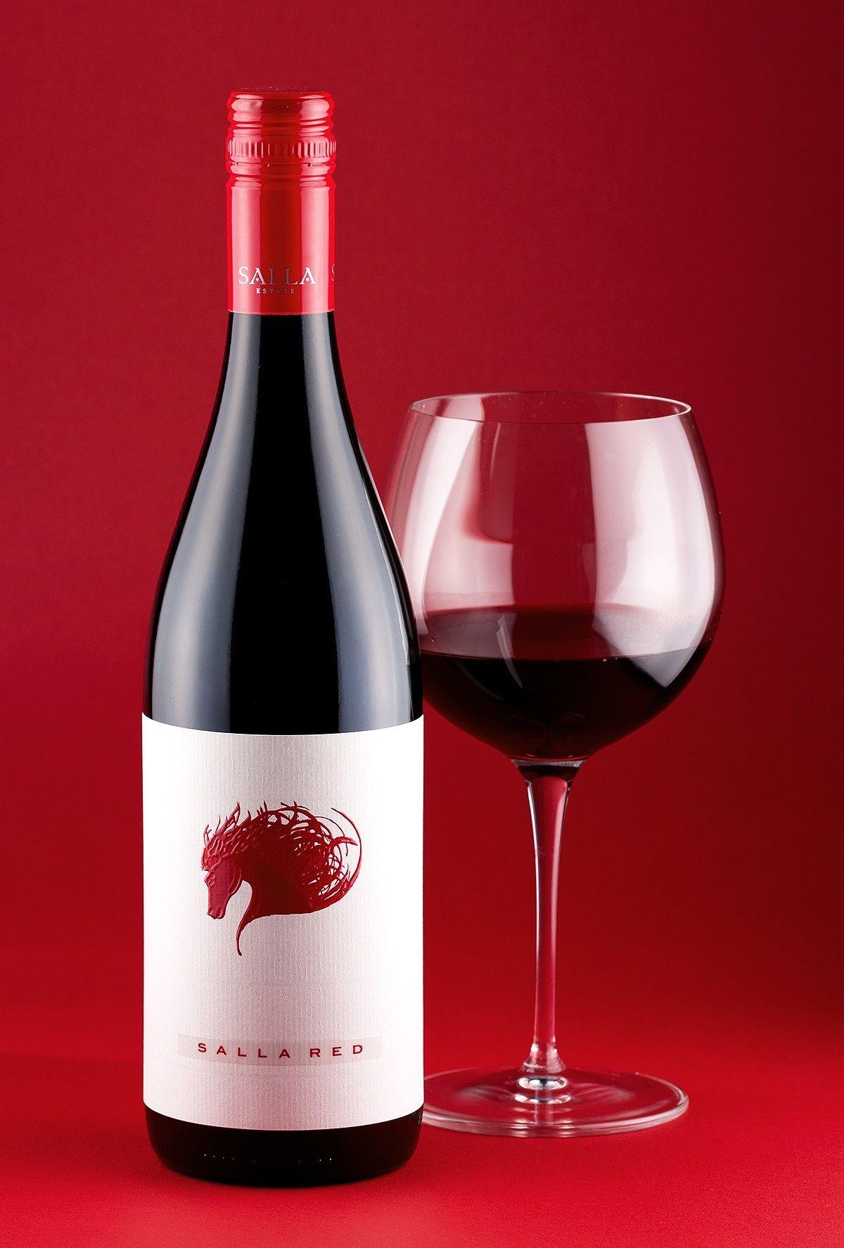 Salla White Wine Label The Call Of The Free Spirit Etiquette Vin White Wine Vin