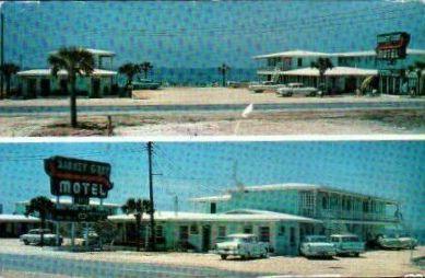 Barney Grey Motel Panama City Beach Florida 1959 Pc Panama City Florida Panama City Panama Panama City Beach Fl