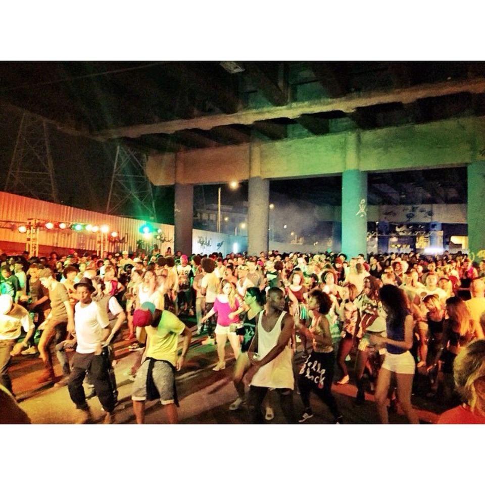 Baile Charme do Viaduto de Madureira - Rio de Janeiro, RJ