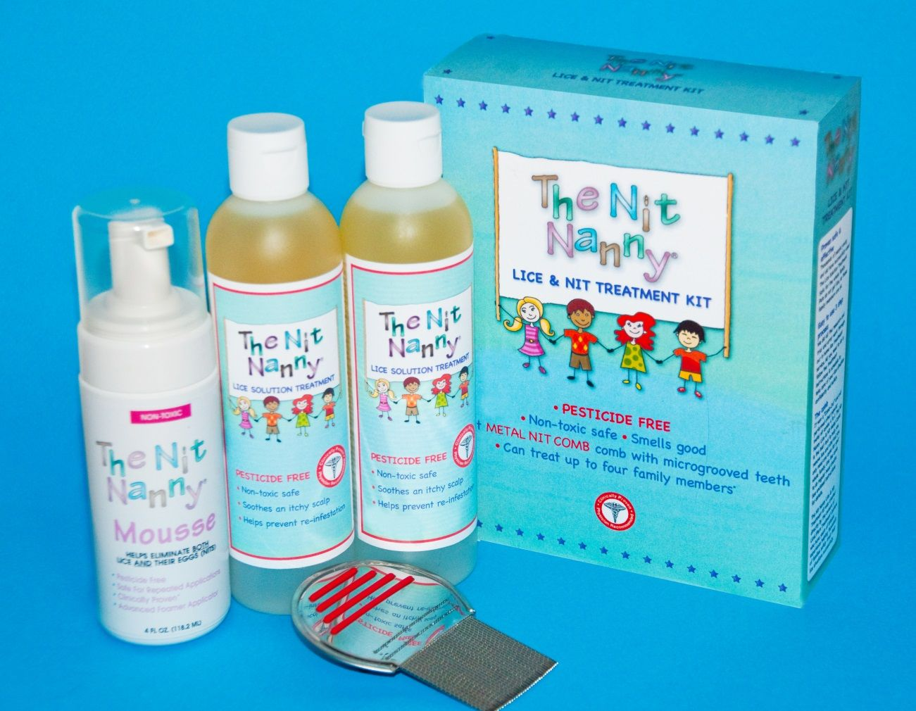 AllNatural lice treatment products enitnanny  All