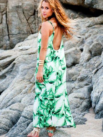 094f7046e92b Polo Lounge Palm Hey You Back Dress by Show Me Your Mumu – GypsterVeil.com