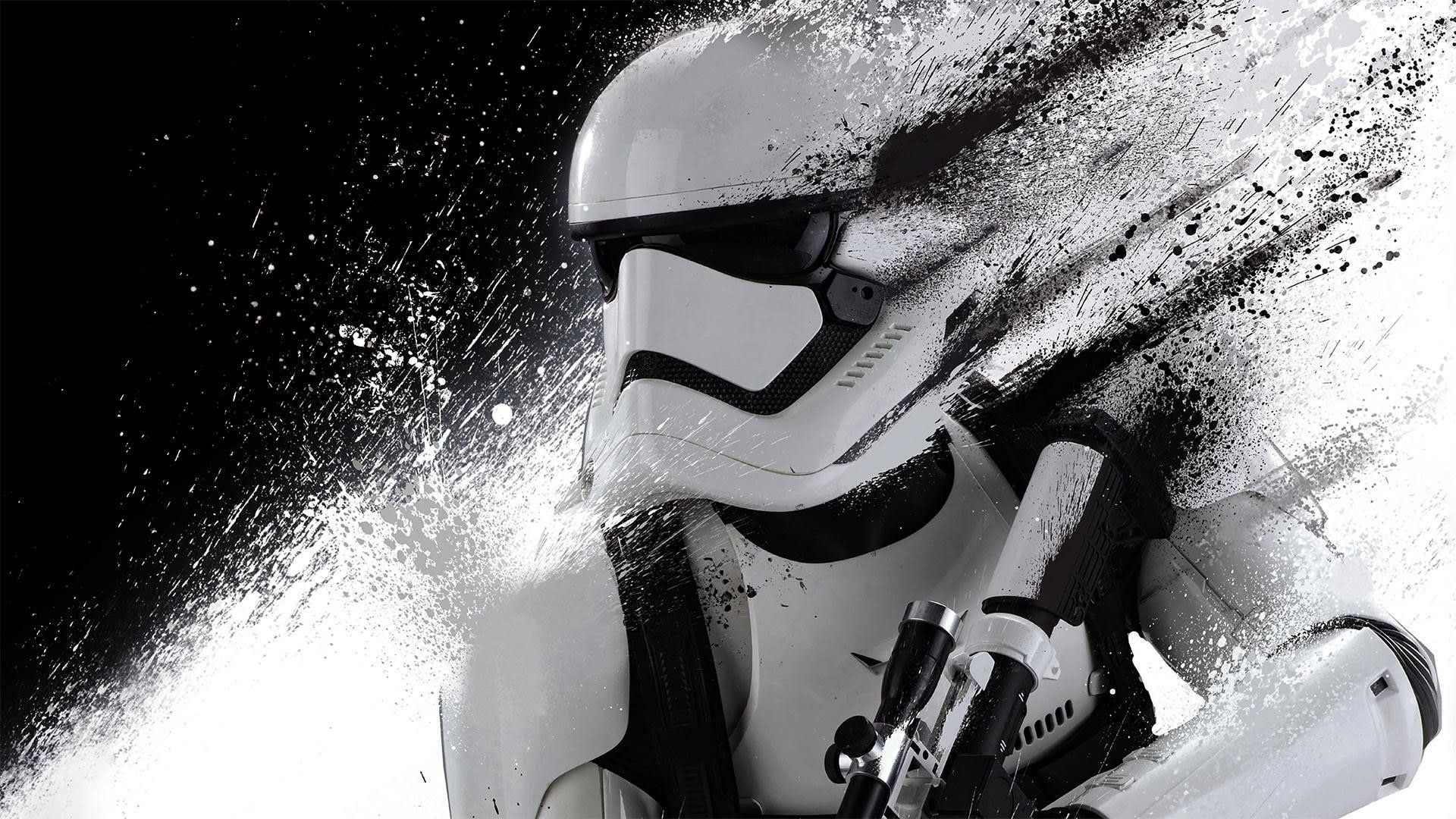 Star Wars Storm Trooper Wallpaper