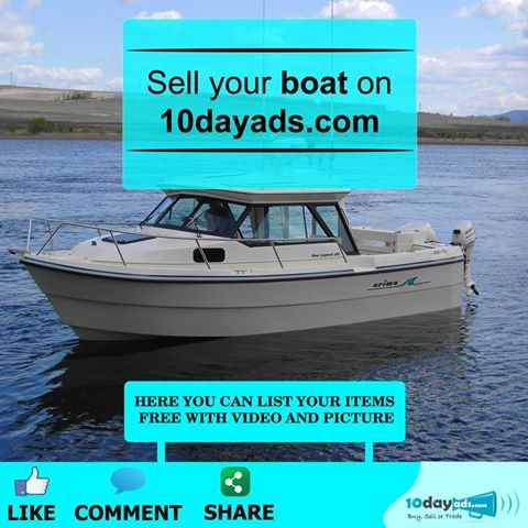Sell your boats on 10dayads.com  #SellBoatsFreeOnline #FreeOnlineAdsInUSA