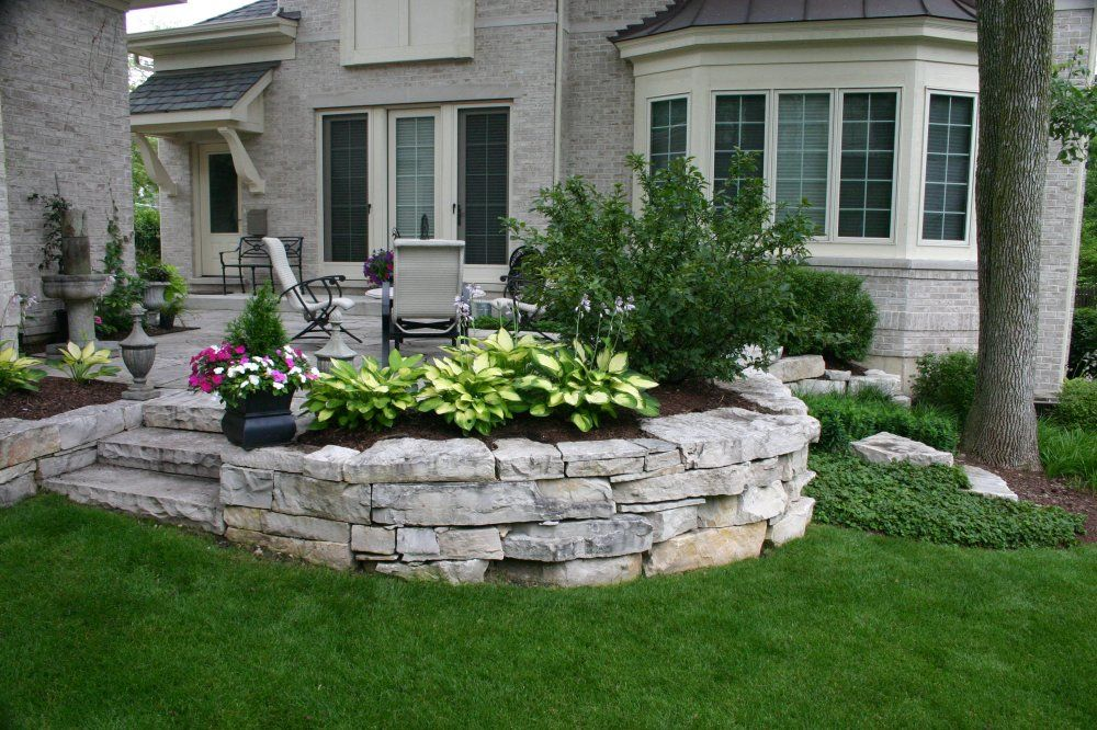 western landscape blueprint  | Residential - Outcropping