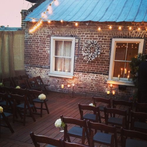 Afternoon Wedding Reception Ideas: Upstairs At Midtown