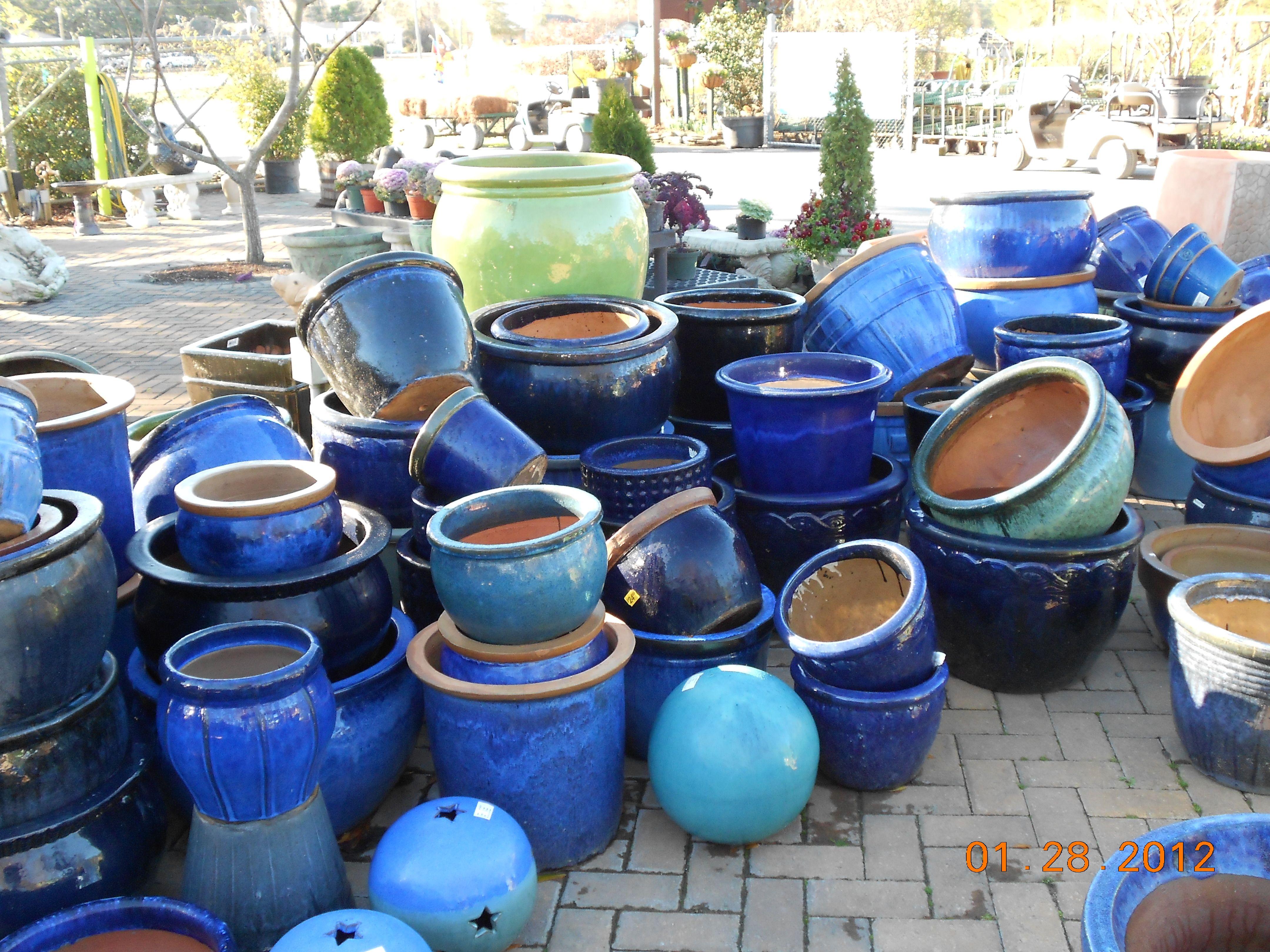 Bird Baths/Fountains/Pottery/Statuary | Pender Pines Garden Center