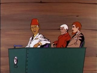 Jonny Quest 1ª Temporada Completa Jonny Quest Classic Cartoon