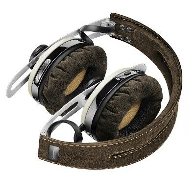 Sennheiser Momentum 2 On-Ear Bluetooth Headset with Noise Cancelling and Nfc - Ivory (M2OEBT)