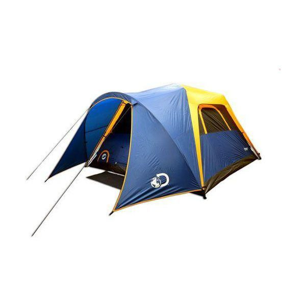 Discovery Adventures 6-Person Instant Camping Tent