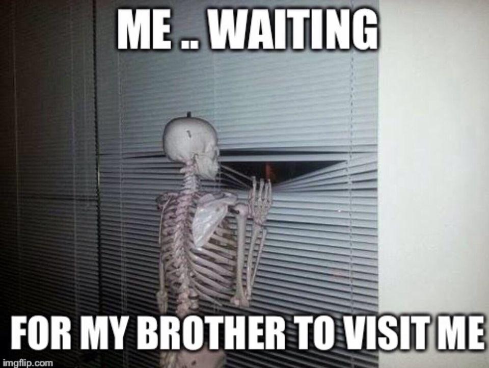 I Love My Brother Meme