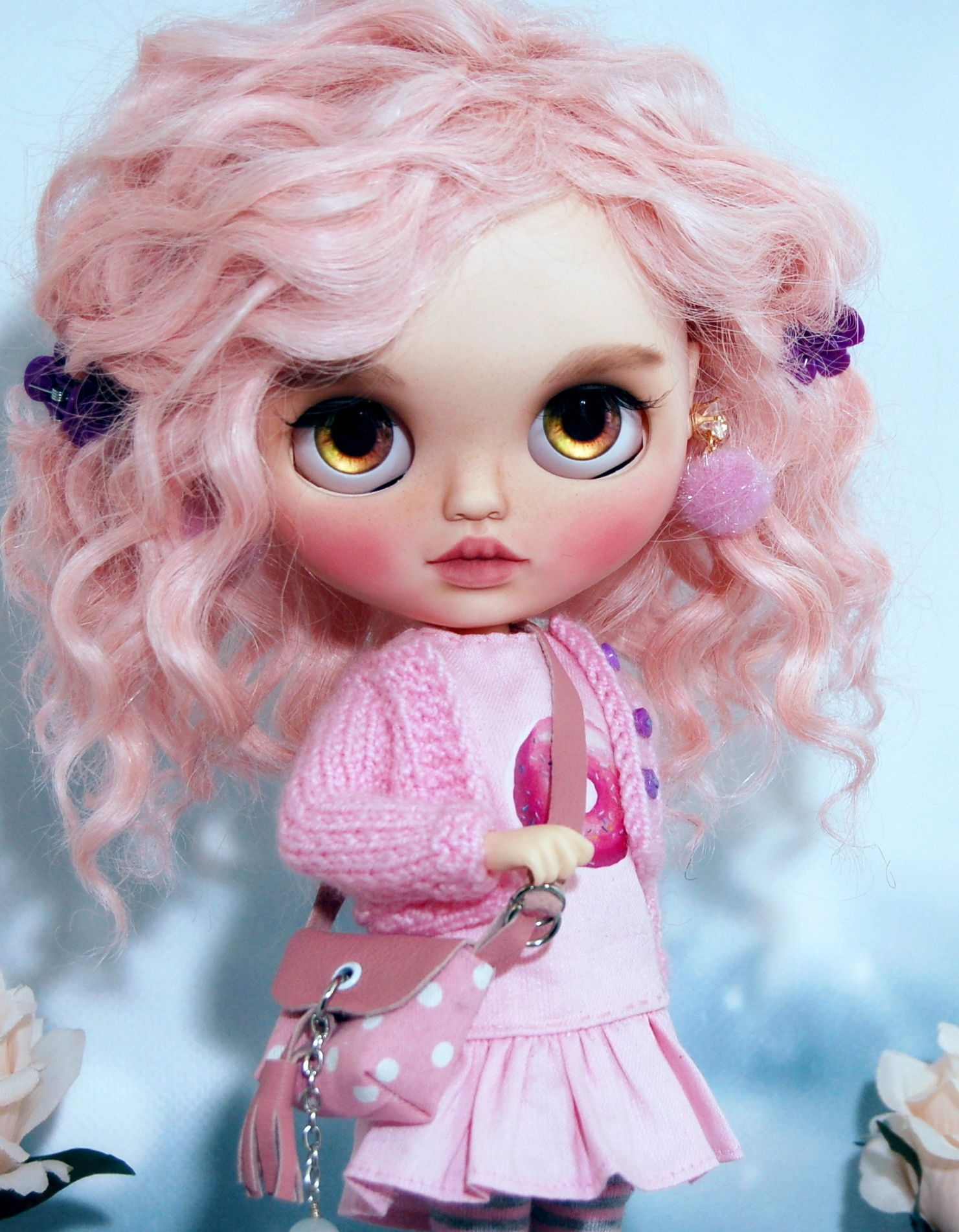 blythe doll, collectible doll, art dolls toy Куклы блайз