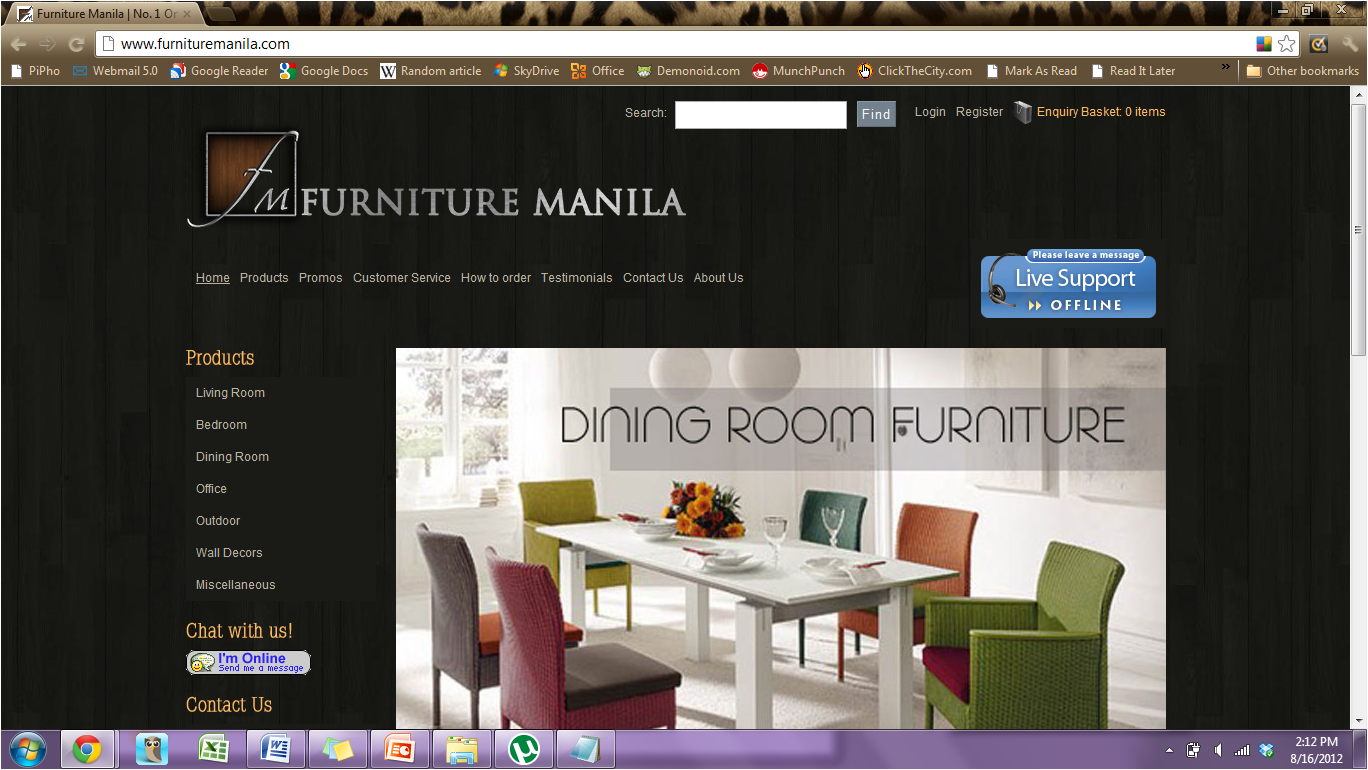 No.1 Online Furniture Store In The Philippines