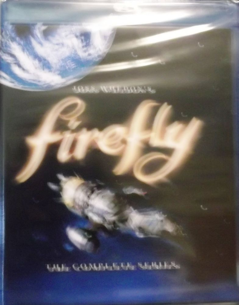 Firefly The Complete Series Blu Ray 3 Disc Collectors Set Byjosh Whedon Blu Ray Discs Blu Ray Blu