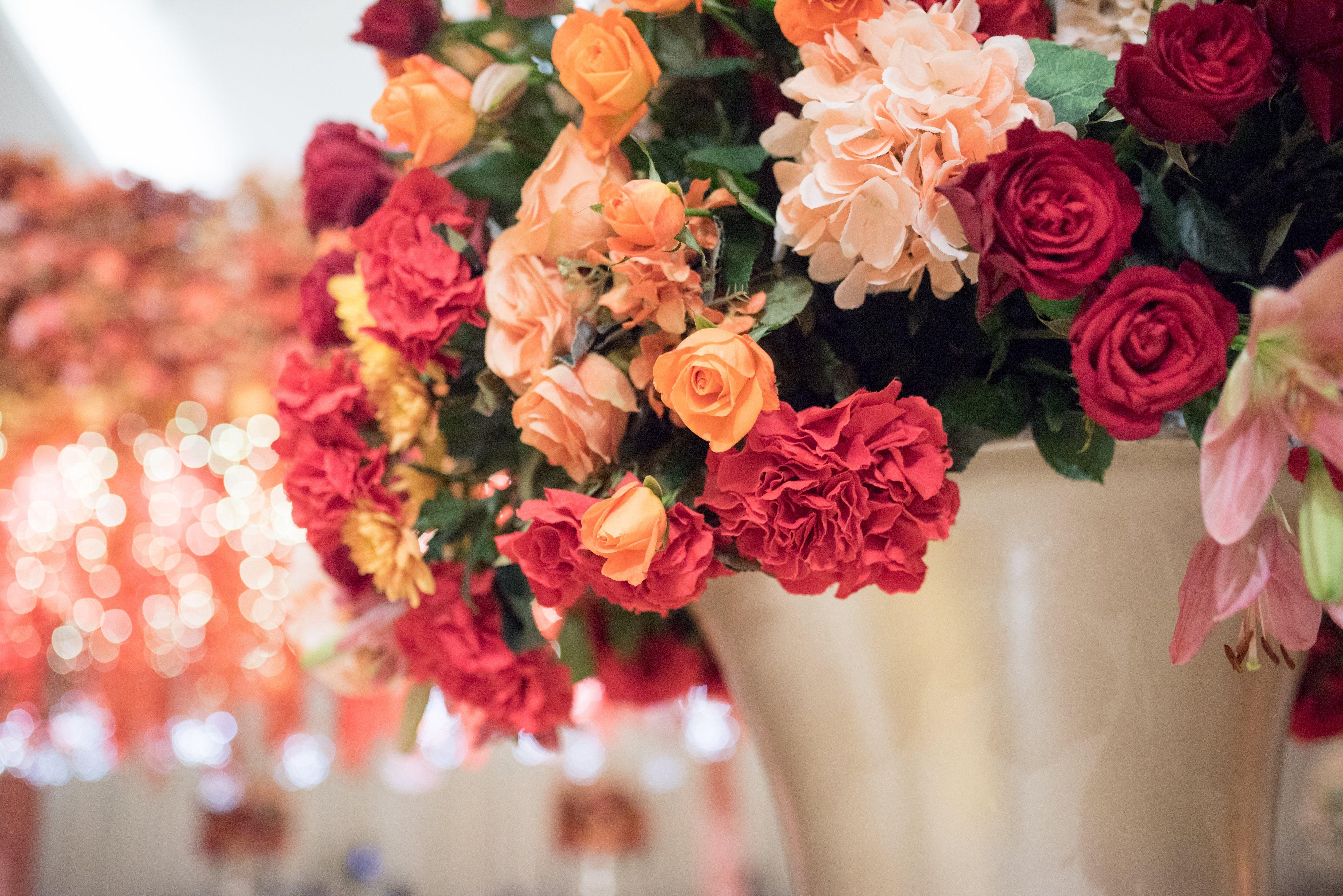 Colours scheme of the flowers #autumn #wedding | Wedding | Pinterest ...