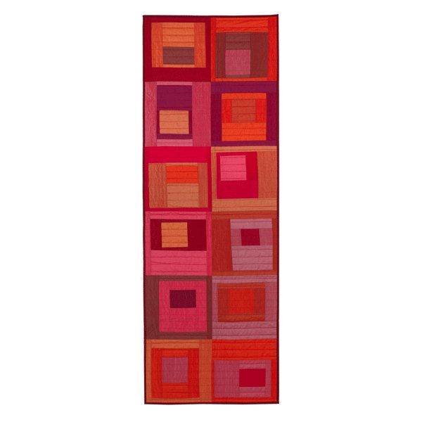 Oakshott Ruby Table Runner Kit. $39.00, via Etsy.