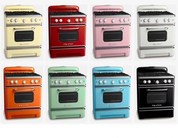 The Big Chill Retro Ovens
