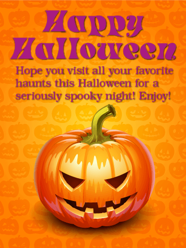 Halloween Wishes Best Halloween Greetings for This Year