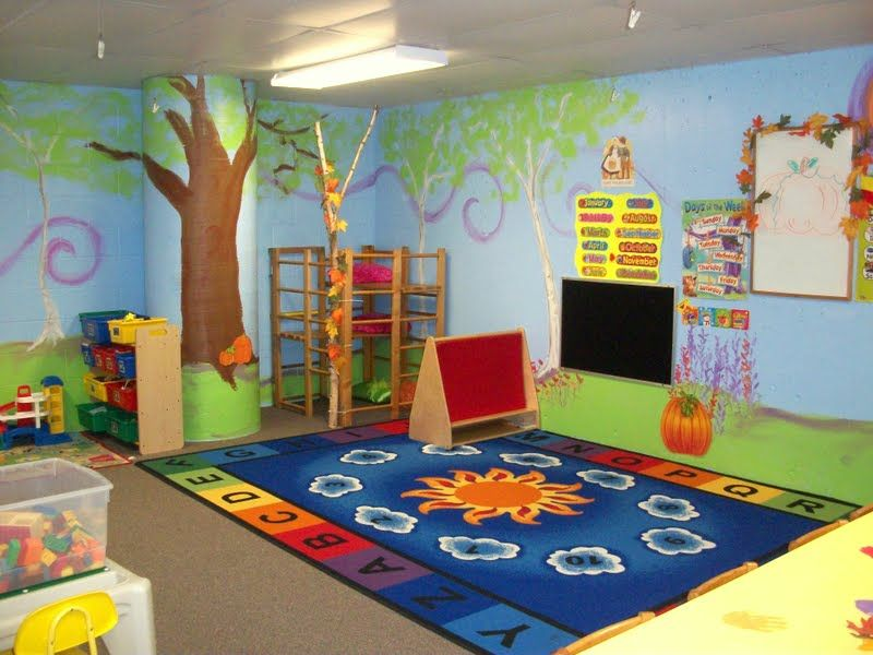 Preschool Classroom Set Up Here S The Rug Where We