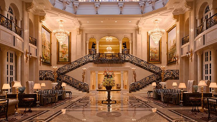 Top Interior Design Companies Castles Interior Hospital