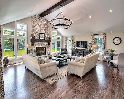 Great Room Addition TV Pinterest Room Additions Master