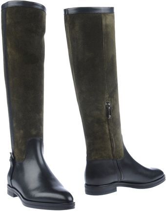 Boots, Knee boots