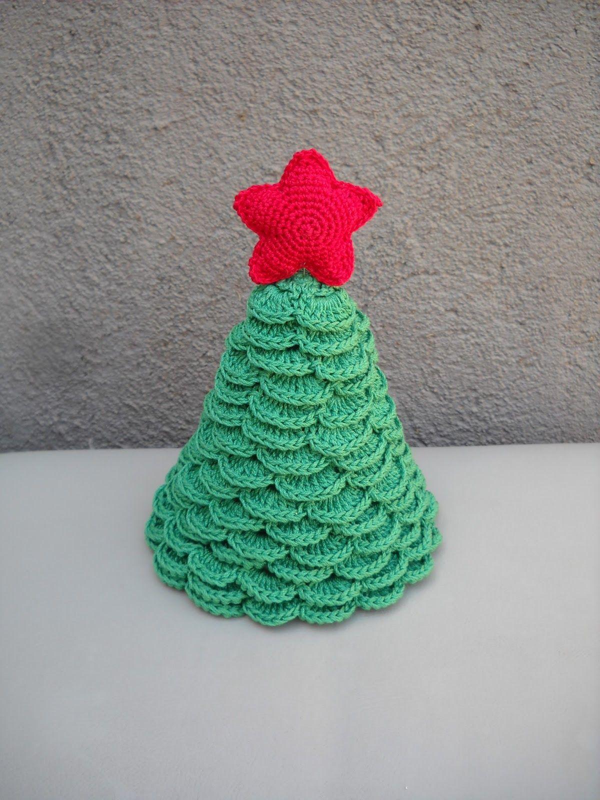 Patrón – Paso a paso – Arbol navidad – Crochet – Ganchillo ...   1600x1200