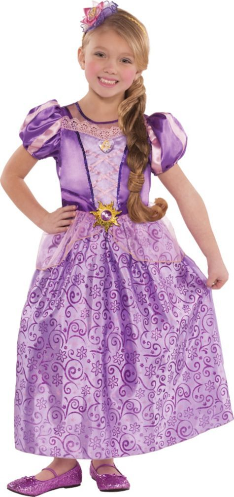 dde42de6cc71 Toddler Girls Classic Rapunzel Costume - Party City $19.99 | Emma ...