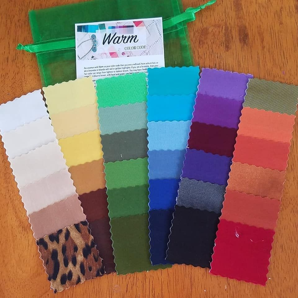 Fabric Swatches For Your Color Code Tabitha Dumas Fabric Swatches Color Coding Fabric