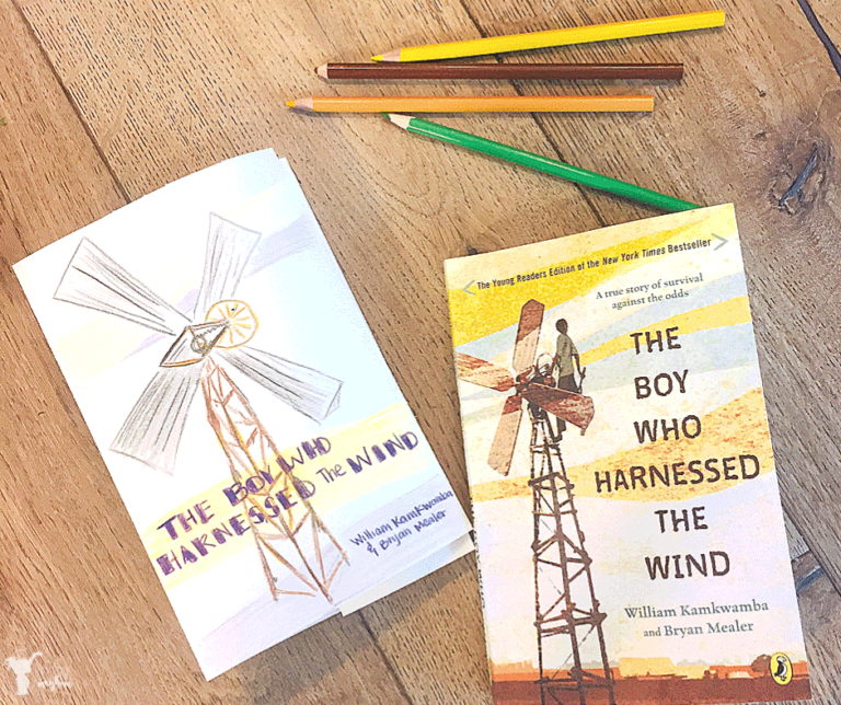 The Boy Who Harnessed the Wind Summary & Activities Boys