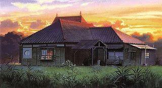 Ghibli Totoro アニメ 背景 トトロ スタジオジブリ