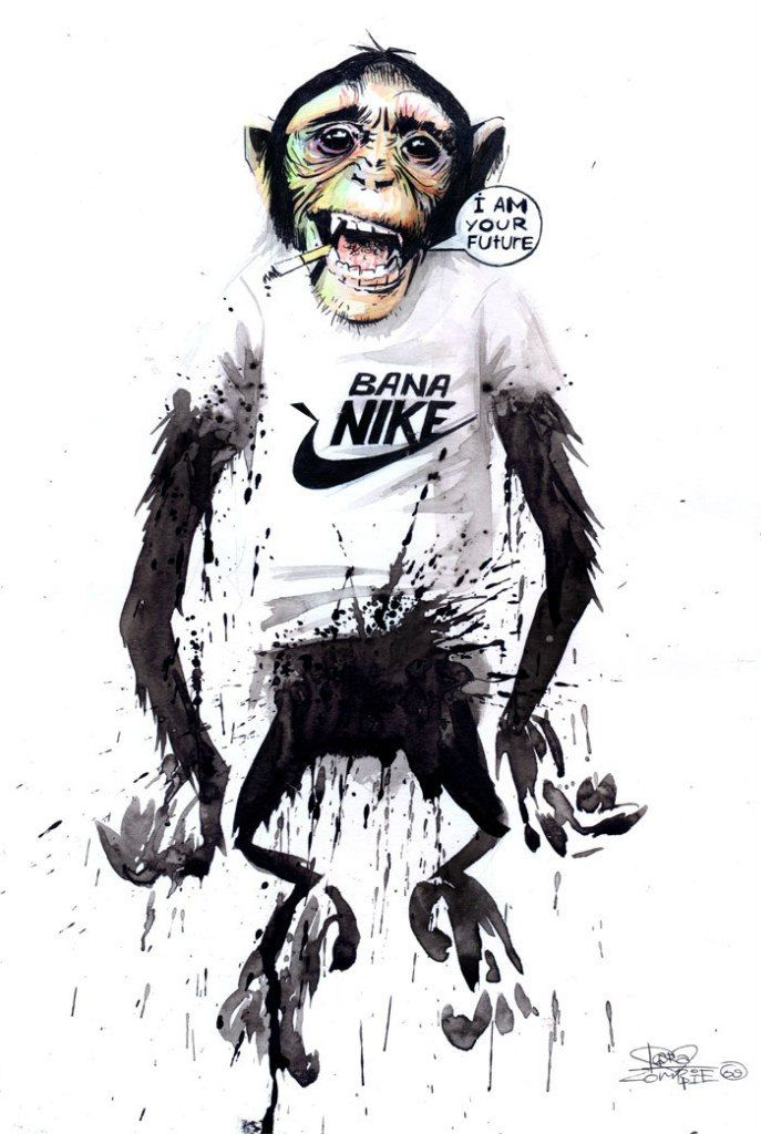 Artist Lora Zombie