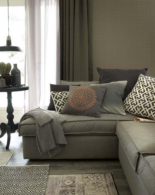 Karwei eigentijdse producten met een warme uitstraling wooninspiratie karwei woonkamer - Eigentijdse muur ...