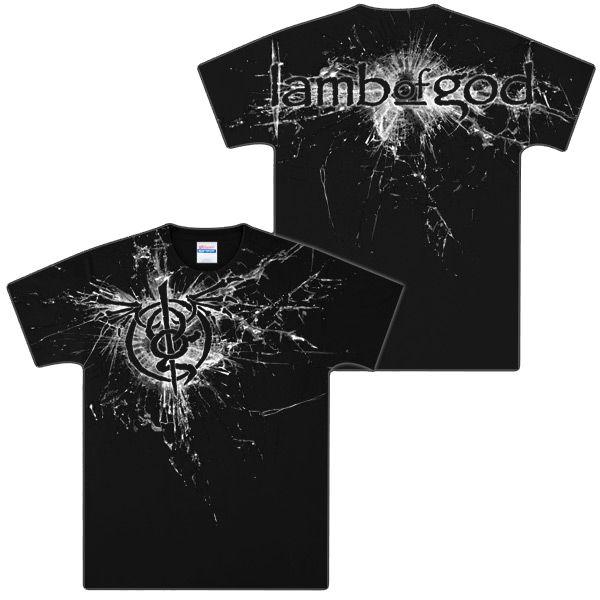 Lamb of God Shattered Glass TS