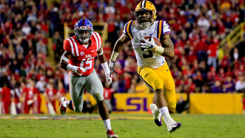 Lsu Tigers Operating Again Derrius Guice Can Be A Primary Spherical Decide If It Wasn T For His Immaturity Based On Nfl Com Guice Has By No Means Had Authoriz